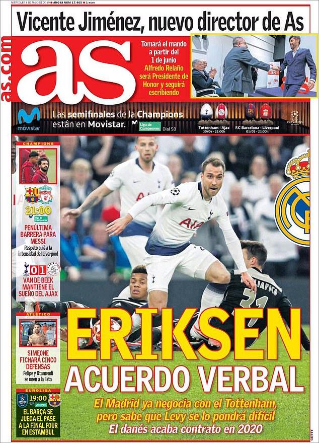 Tin chuyển nhượng tối 1/5: Real Madrid đạt thỏa thuận với Eriksen và Pogba