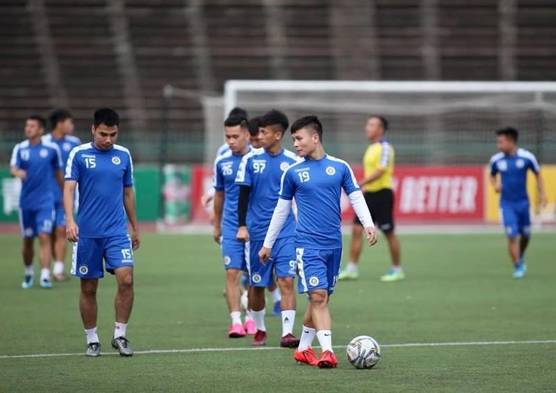 Kết quả NagaWorld vs Hà Nội FC (1-5): Mưa bàn thắng tại xứ chùa tháp