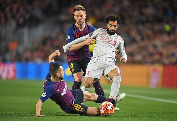 Tỷ lệ vô địch Cúp C1 của Barca tăng vọt sau trận thắng đậm Liverpool