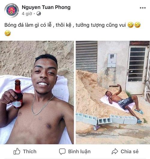 Siêu cầu thủ Việt làm gì trong kỳ nghỉ lễ?