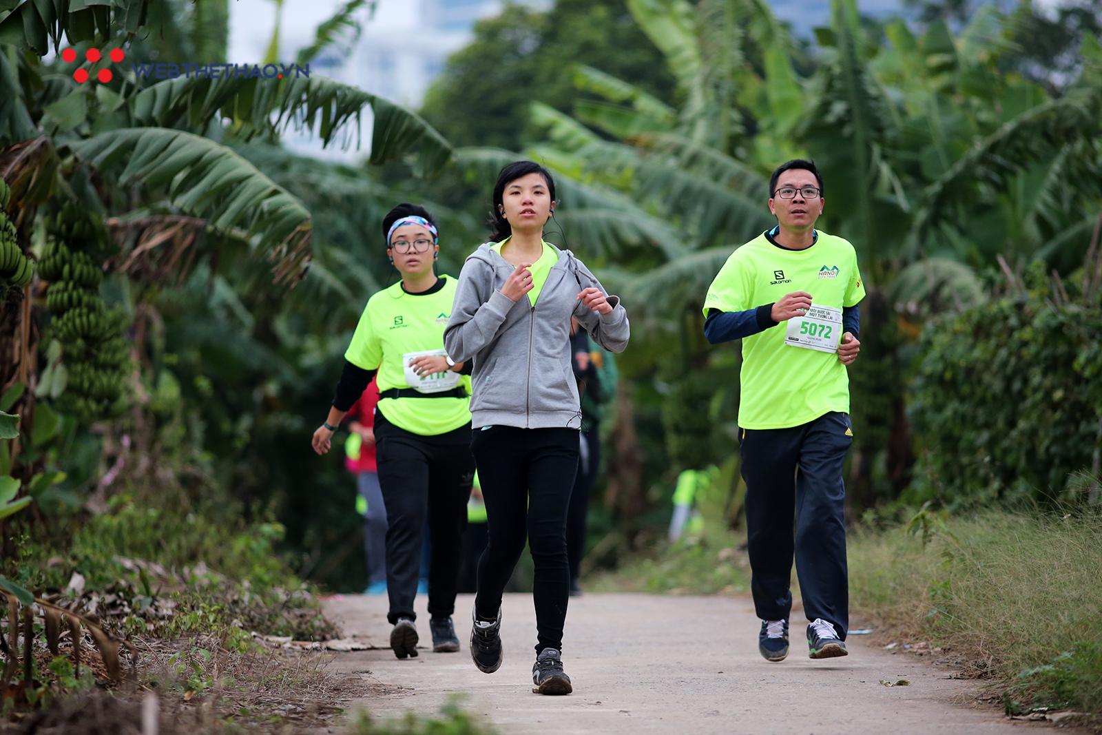 Những khó khăn của phụ nữ khi tham gia chạy so với nam giới