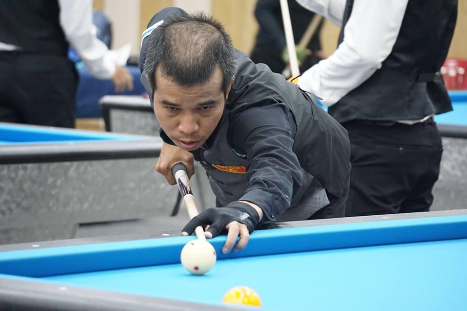 Thứ hạng của các cơ thủ Việt Nam ra sao sau Giải billiards carom 3 băng World Cup TP.HCM 2019