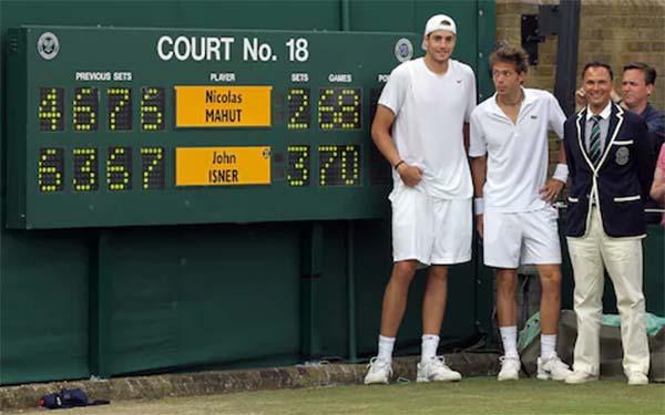 5 kỷ lục quần vợt không ai phá nổi?