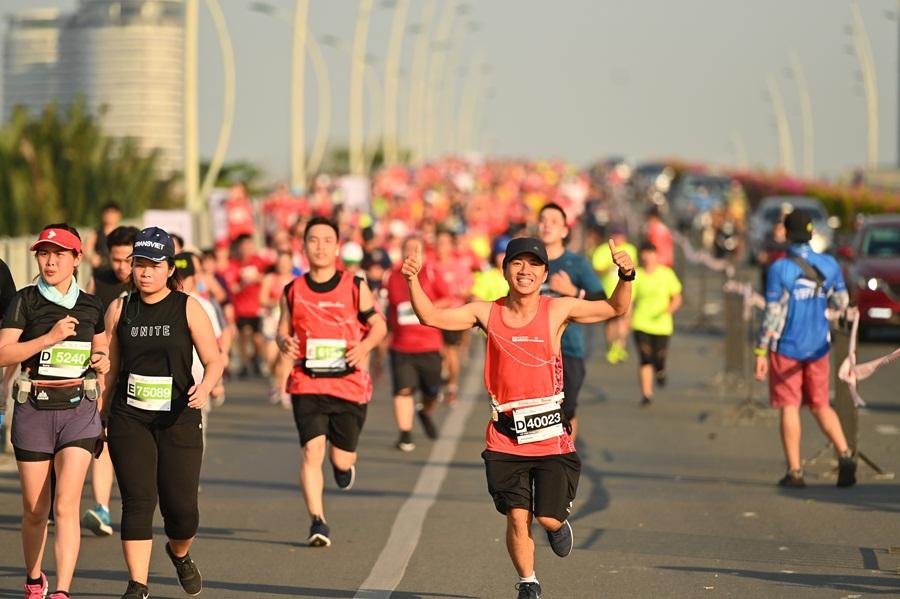 """""""Cùng nhau vượt trội hơn mỗi ngày"""" với Giải Marathon Quốc tế TPHCM Techcombank 2020"""