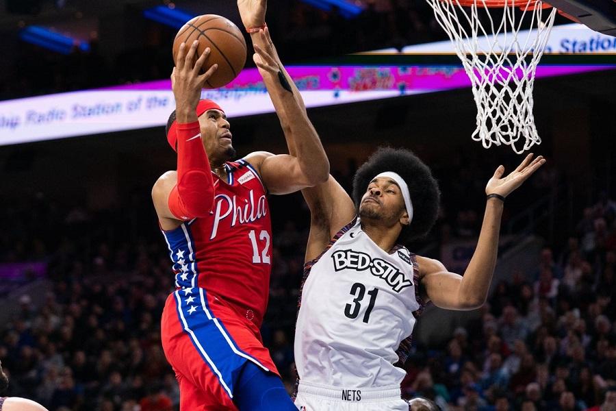 Nhận định NBA: Brooklyn Nets vs Philadelphia 76ers (ngày 21/1, 3h00)