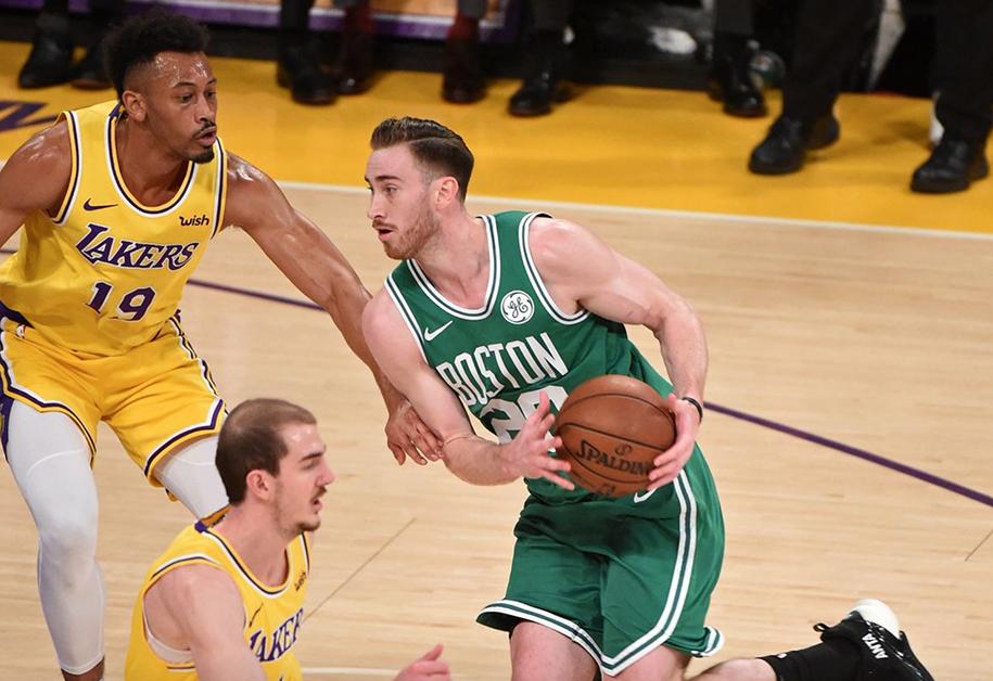 Nhận định NBA: Los Angeles Lakers vs Boston Celtics (ngày 21/1, 7h30)