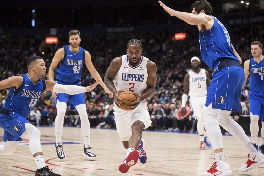 Nhận định NBA: Dallas Mavericks vs Los Angeles Clippers (ngày 22/1, 8h30)
