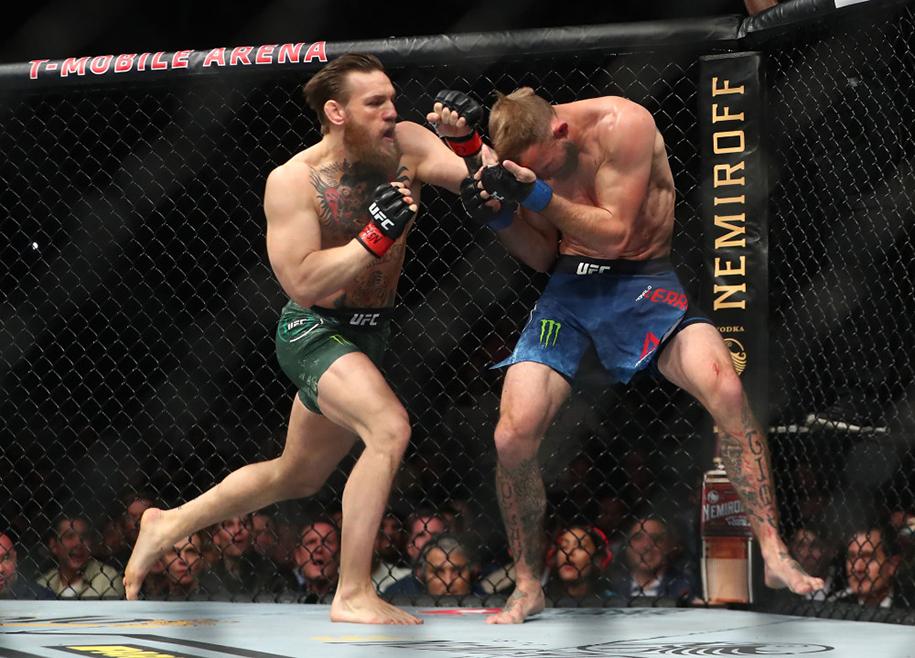 HLV của Conor McGregor muốn học trò đấu với Justin Gaethje ở... Welterweight