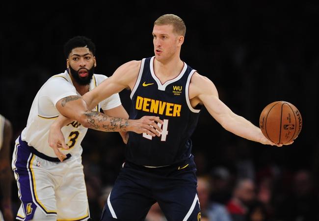 Nhận định NBA: Denver Nuggets vs Los Angeles Lakers (ngày 13/2, 10h00)