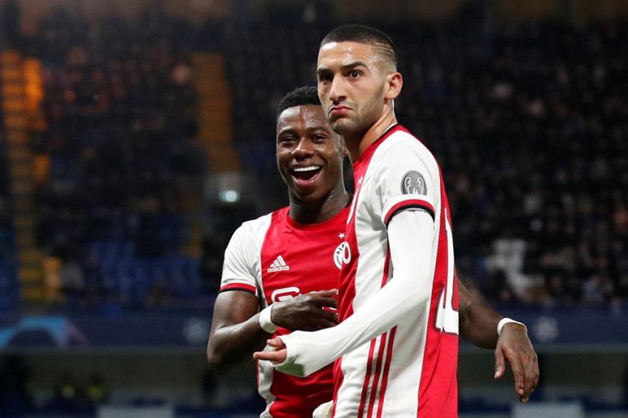 Chelsea chuẩn bị có tân binh đầu tiên từ Ajax để xoa dịu Lampard