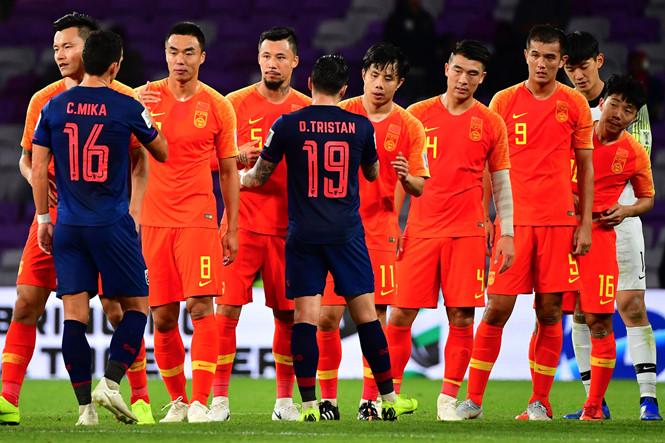 Thái Lan đồng ý cho Trung Quốc mượn sân đá vòng loại World Cup 2022
