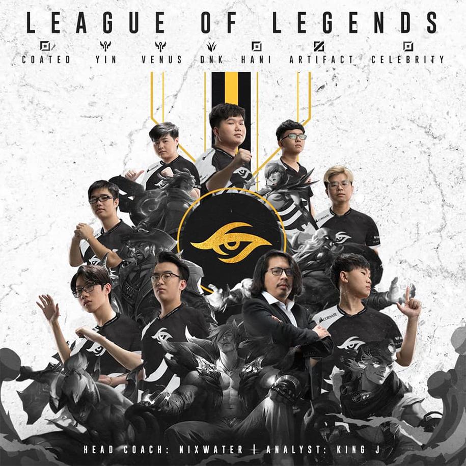 Team Secret chính thức sở hữu đội hình cũ của Lowkey Esports