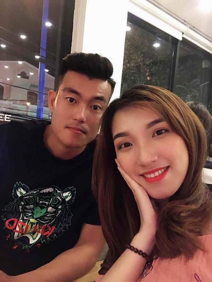 Các cầu thủ Việt thể hiện tình cảm thế nào trong ngày Valentine?