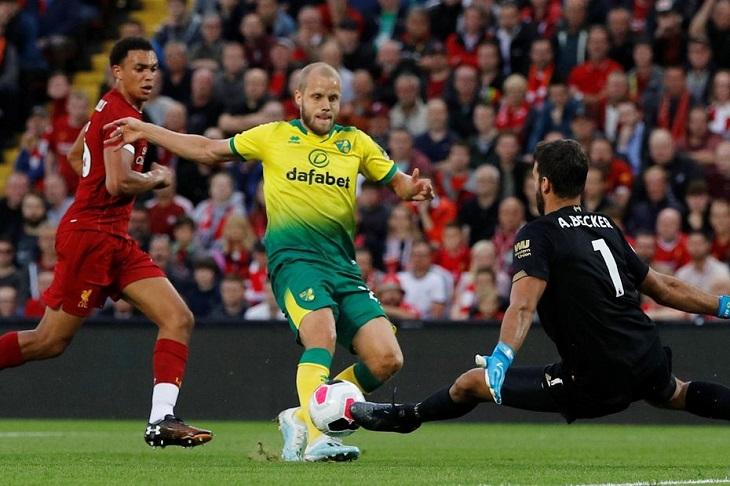 Liverpool liên quan đến cặp đấu ghi bàn nhiều nhất Ngoại hạng Anh