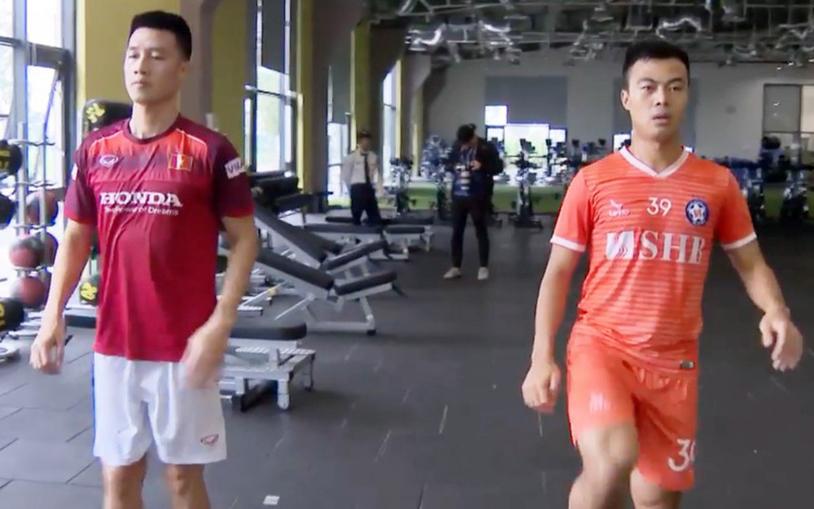 Tin bóng đá Việt Nam hôm nay 15/2: Tuấn Anh bị nghi chấn thương