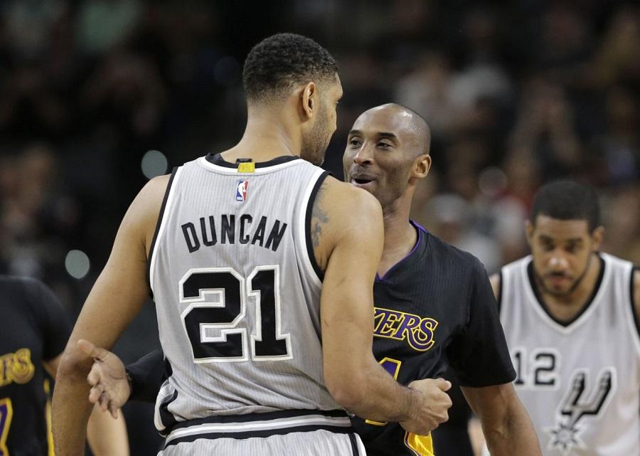 Kobe Bryant dẫn đầu danh sách 8 cái tên đi vào Ngôi đền danh vọng