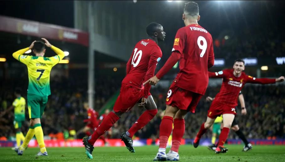 Liverpool tiến gần hơn để phá 4 kỷ lục ấn tượng sau khi thắng Norwich