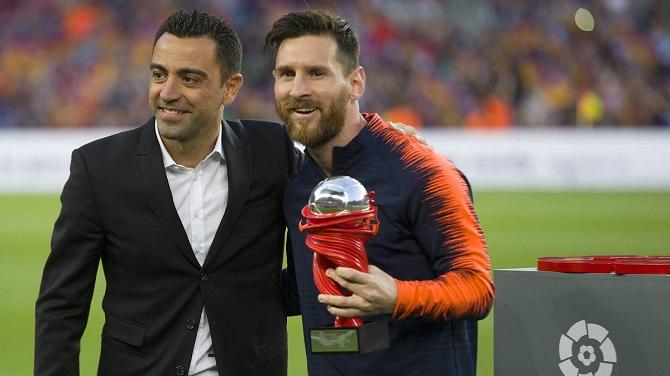 Messi bắt kịp kỷ lục về lòng trung thành với Barca