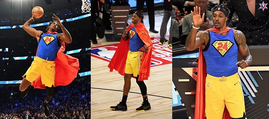 Được trả núi tiền để mang giày khác, nhưng Dwight Howard vẫn quyết tri ân Kobe Bryant