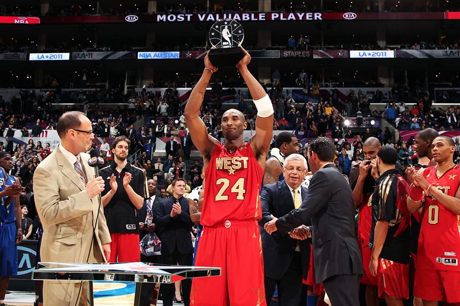Đổi tên danh hiệu MVP, NBA All-Star Game sẽ tưởng nhớ di sản bất tử của Kobe Bryant