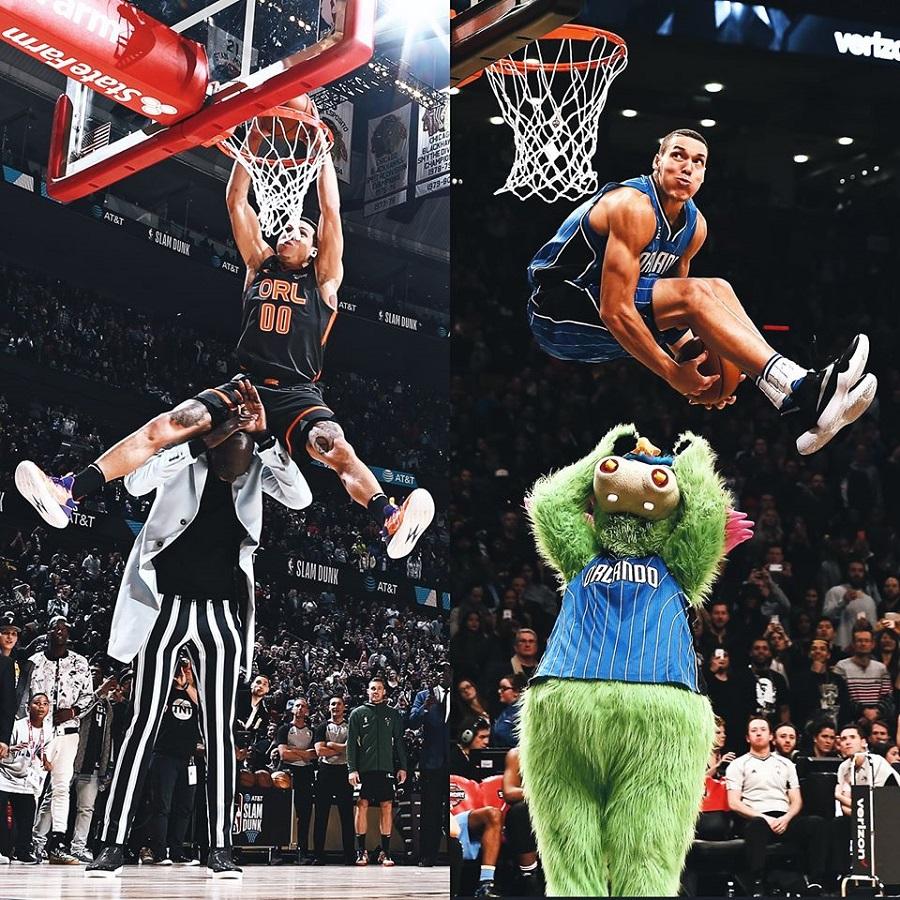 Hàng loạt sao NBA lên tiếng phẫn nộ cách cho điểm tại Slam Dunk Contest
