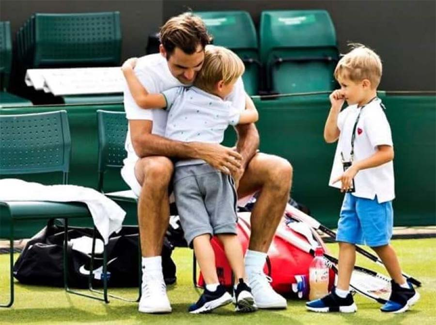 Roger Federer trải lòng trước chỉ trích về thu nhập