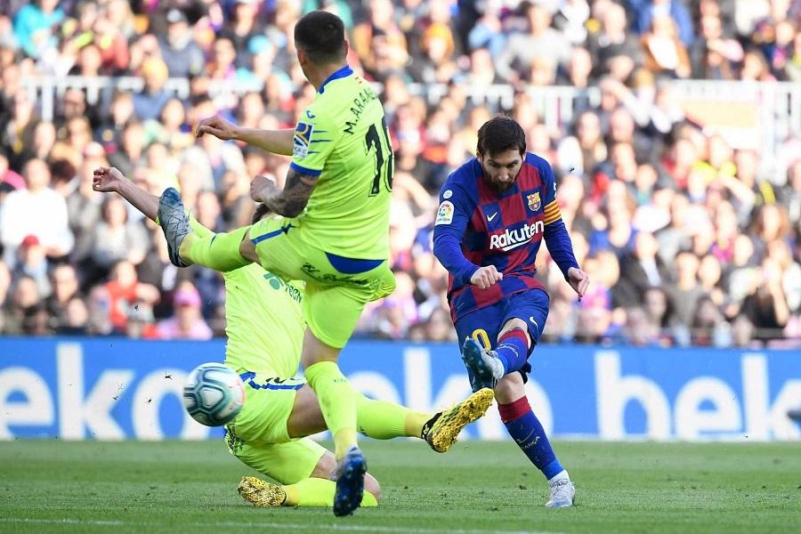 Messi trải qua chuỗi khô hạn kỳ lạ nhất với Barca sau 6 năm