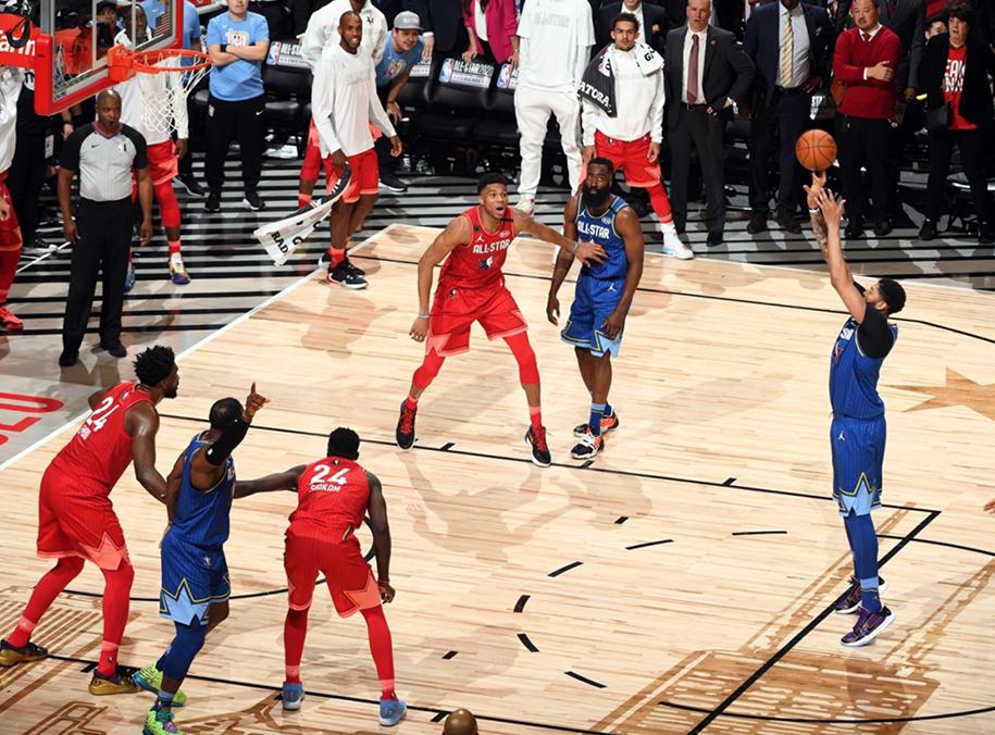 Cả thế giới cần cảm ơn Chris Paul vì format NBA All-Star Game đỉnh cao