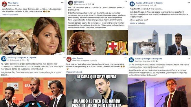 Barca nói gì về cáo buộc thuê người bôi nhọ Messi và đồng đội?