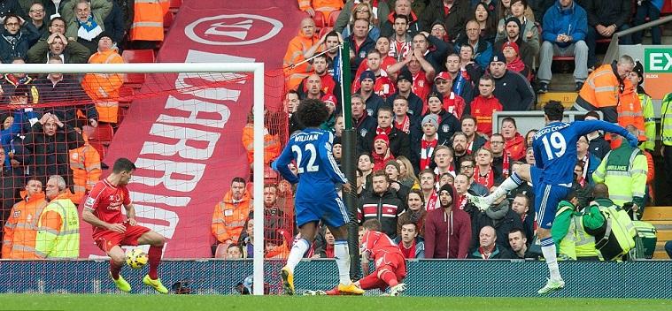 Liverpool lấn lướt trước cặp tiền đạo chủ lực của Atletico Madrid