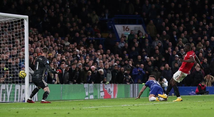 Chelsea bị tước bàn thắng trước MU do VAR bắt việt vị... ngón chân