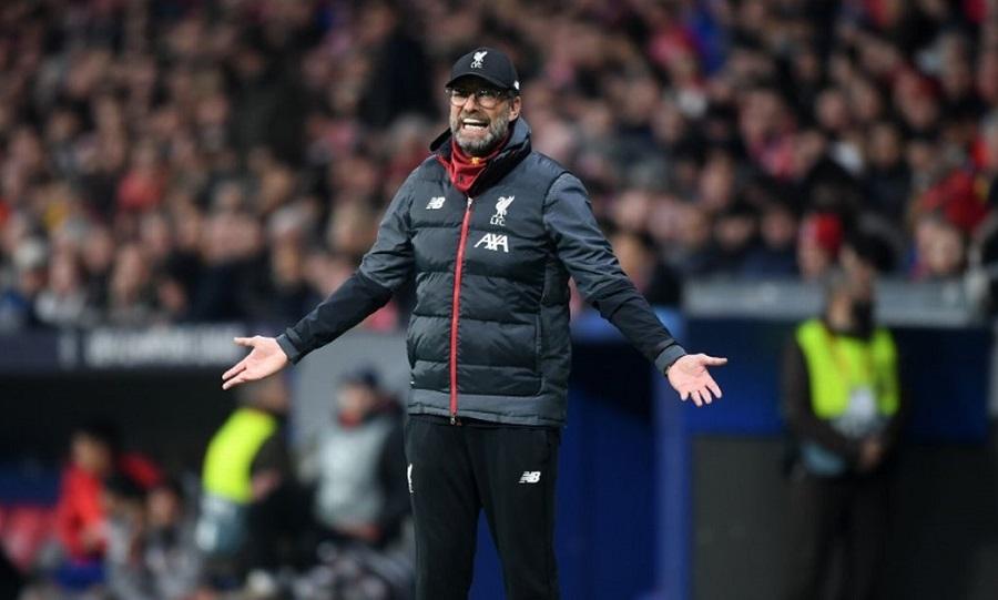 """HLV Liverpool cáo buộc Atletico cố tình """"chơi xấu"""" Mane ở Cúp C1"""