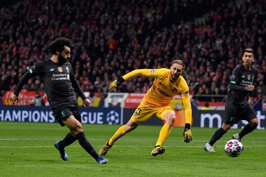 Liverpool thua Atletico ở Cúp C1 theo cách khó tin sau gần 1 năm rưỡi