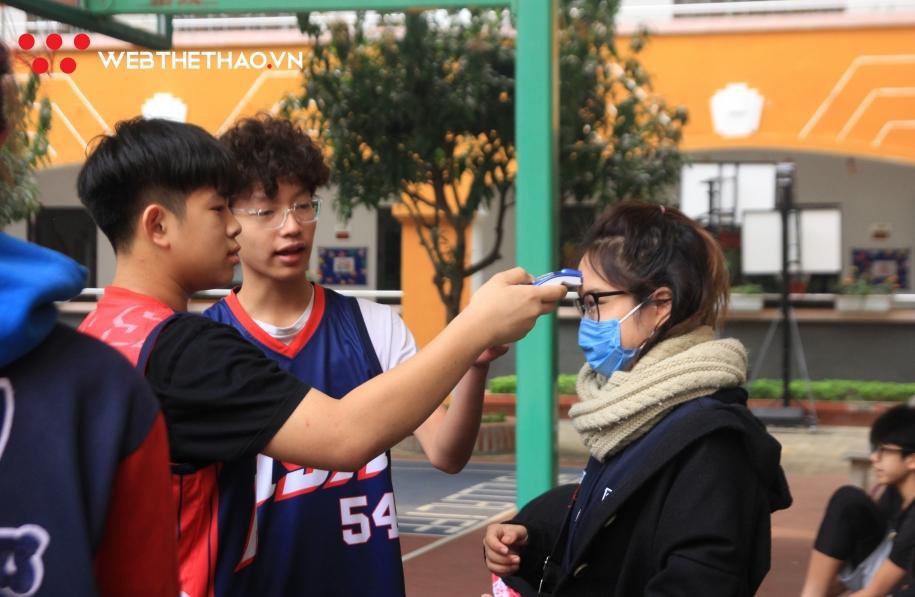 Lớp học bóng rổ đối phó như thế nào với dịch Virus Corona?