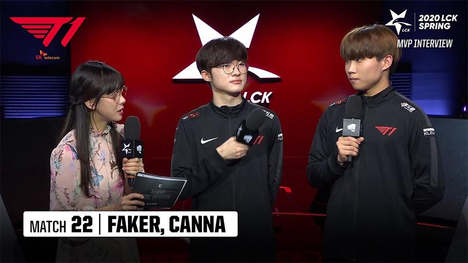 Faker: Đơn giản là tôi sẽ gắn bó lâu dài với T1