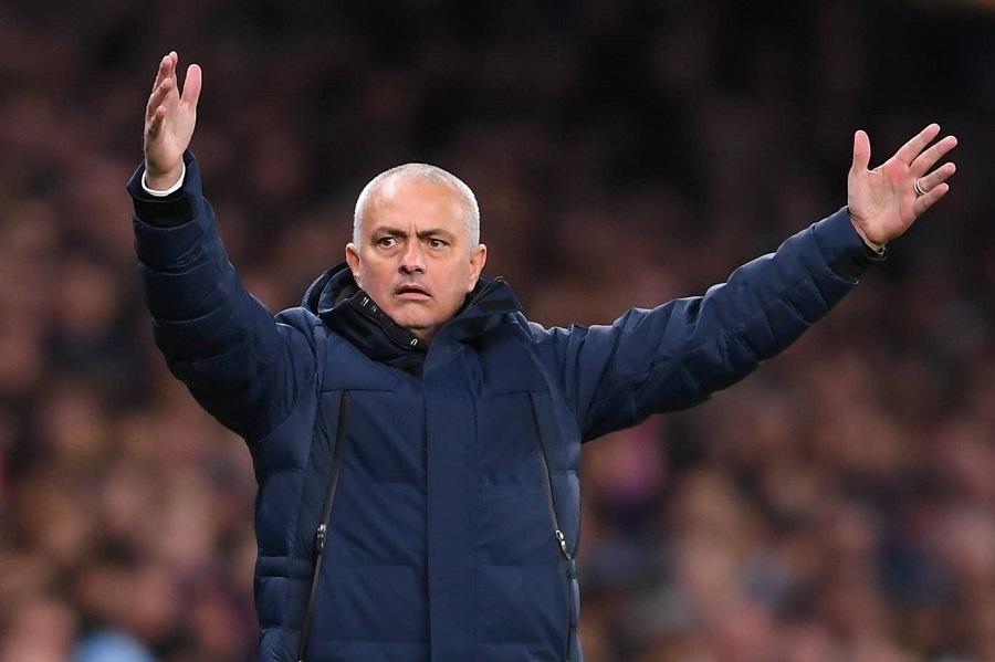 Mourinho than thở Tottenham như khẩu súng không đạn ở Cúp C1