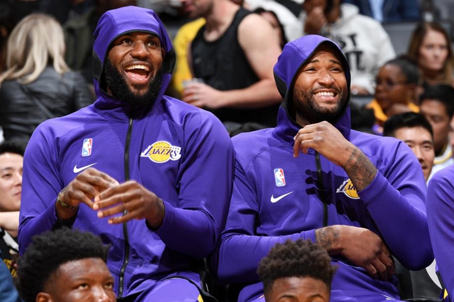 Los Angeles Lakers vốn đã mạnh, nhưng CĐV quên mất rằng vẫn còn DeMarcus Cousins