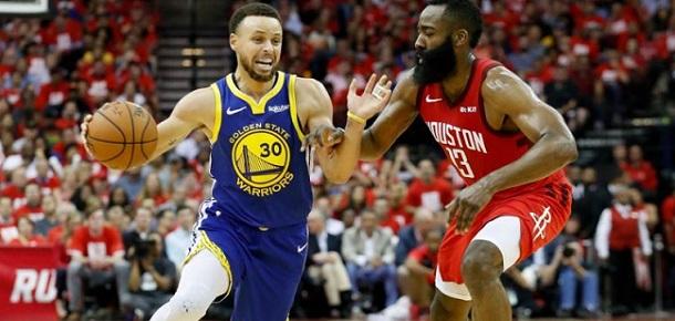 Nhận định NBA: Golden State Warriors vs Houston Rockets (ngày 21/2, 10h30)