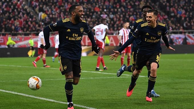 Arsenal tạo nên bất ngờ đặc biệt ở châu Âu trong năm 2020