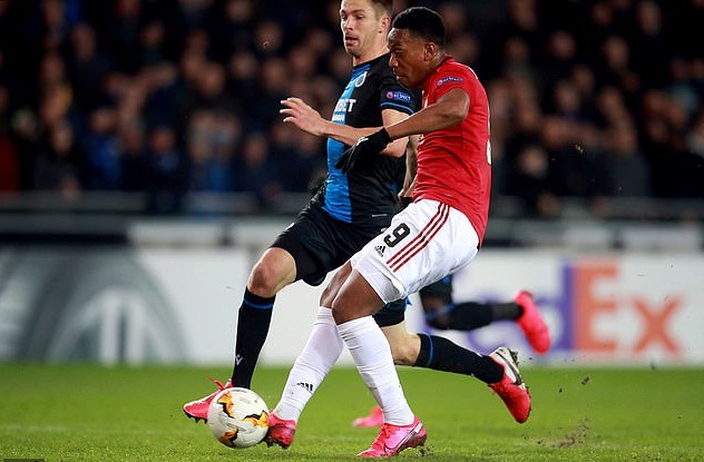 Solskjaer đổ lỗi cho bóng khiến MU không thắng tại Europa League