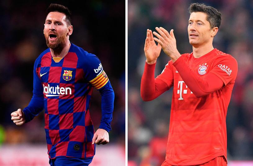Messi trong top cầu thủ hay nhất Cúp C1 mùa này và bất ngờ từ Ronaldo