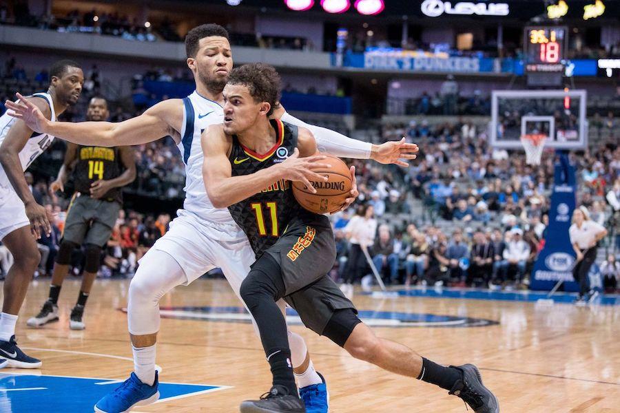 Nhận định NBA: Atlanta Hawks vs Dallas Mavericks (ngày 22/2, 10h30)