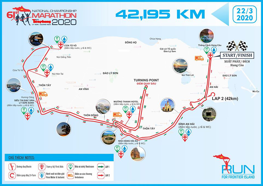 Tiền Phong Marathon 2020 giữ đúng lịch trình, tung mẫu kỷ niệm chương độc đáo