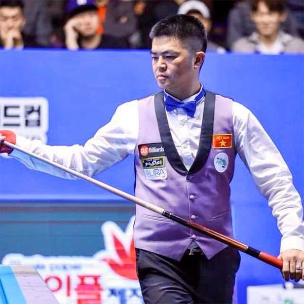 Vòng chính World Cup billiards carom 3 băng: Việt Nam có Ngũ hổ tướng