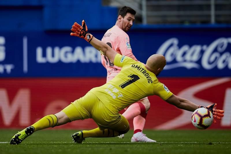 Tên khốn Messi khiến HLV Eibar lo sợ với kỷ lục ghi bàn vào lưới đối thủ