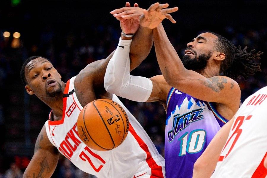 Nhận định NBA: Utah Jazz vs Houston Rockets (Ngày 23/2, 09h00)
