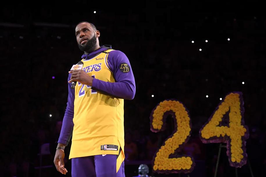 NBA ấn định ngày LA Lakers chạm trán Clippers, trận đấu bị hoãn vì Kobe Bryant