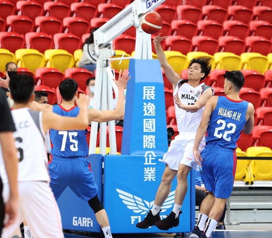 Bại tướng của ĐT Việt Nam thua ... 104 điểm tại giải châu Á