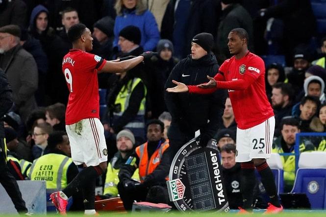 Ighalo có thể cùng MU sánh ngang kỷ lục ghi bàn của Lampard