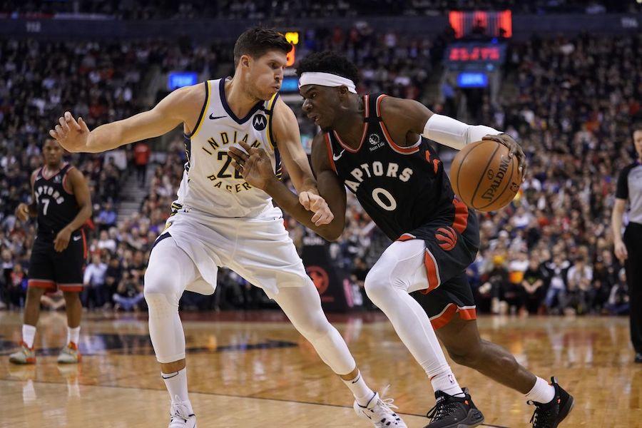 Nhận định NBA: Toronto Raptors vs Indiana Pacers (ngày 24/2, 06h00)